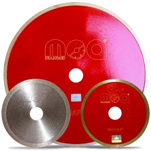 disco diamantado corte fino
